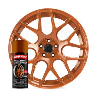 Superwrap Copper Vinyl -...