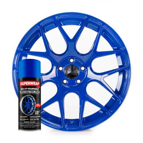 Targa Blue - Liquid Metallic Series