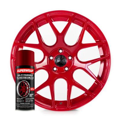 Monza Red - Liquid Metallic...