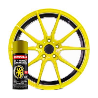 Daytona Yellow - Solid Series
