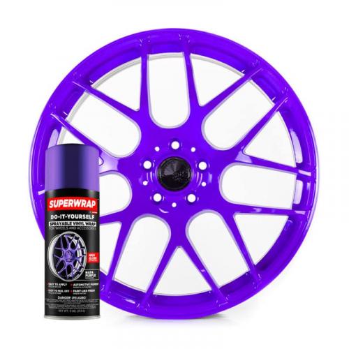 Napa Purple - Solid Series