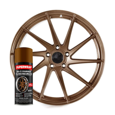 Superwrap Bronze Vinyl -...