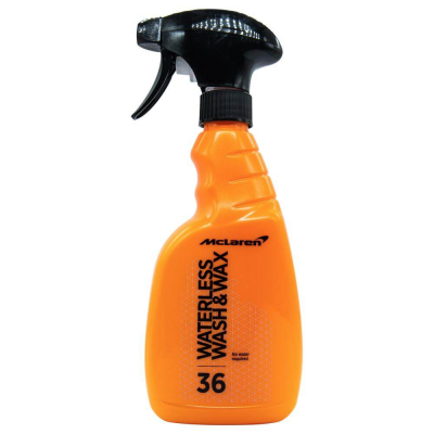 Waterless wash & wax 500ml