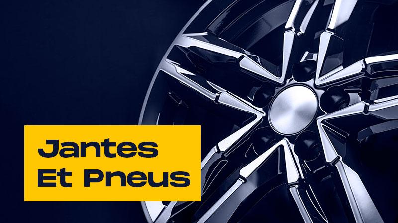 Pneus et roue